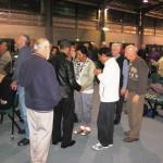 Pr Daniel ministering at Revival meetings in Brisbane