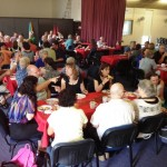 Ministering at a Breakfast in Geraldton, WA