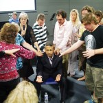 Praying for Pr Daniel and RUA Party in Geraldton