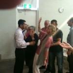 Ministering at altar (2)