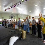 Pr Daniel ministering in Kingaroy