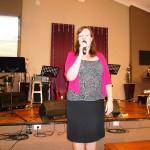Sharing testimony