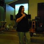 Sharing testimony (7)