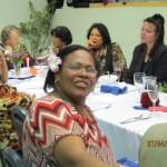 Bau Bau and others sharing fellowship