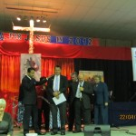 Praying for upcoming Anzac Day and Vietnam War Vet receiving credential