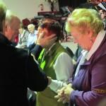 Pr Steve ministering