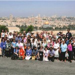 CTFM Team in Jerusalem, Israel
