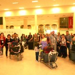 CTFM team arrives in Sri Lanka