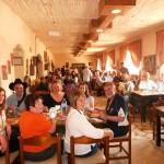 Lunch in Jordan