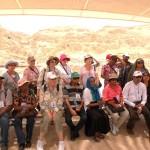 Qumran Caves where Dead Sea Scrolls were found