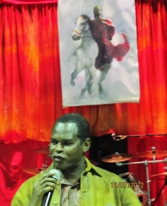 Ps Robert Kayanja and King Jesus at Holy Spirit Revival Night at CTFM