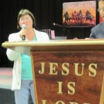 Woman (testimony 1 in email) delivered and healed from depression