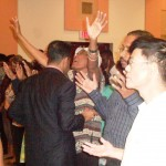 African American sister receives prophetic Word  from the Lord