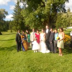 At family wedding in Toronto, Canada