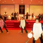 Combined churches worhsip team in Toronto, Canada