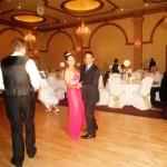 Dancing with Bride (niece)