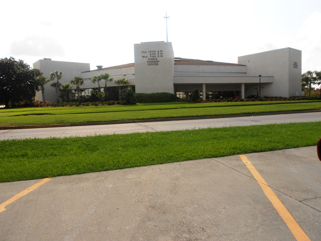 Family Worship Center in Baton Rouge, Lousiana – Pr Jimmy Swaggart's