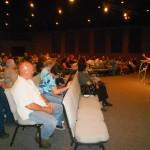 Ministering at Impact church