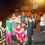 Ministering to children and family