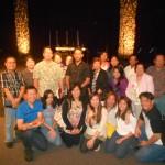 Pr Daniel with Philippino congregation