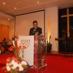 Preaching in Toronto, Canada
