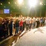 Uniting in prayer in California to Rise Up America
