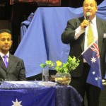 RUAP QLD President addresses gathering
