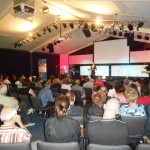 Pr Daniel speaking at River Edge Church in Mildura