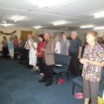 Worshipping Jesus in Brisbane