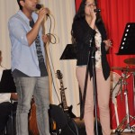 Special song by Nigel and Shannen