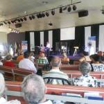 Pr Daniel ministering in Dalby & Kingaroy