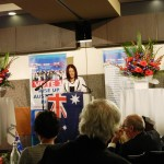 RUAP Gold Coast President Vicky