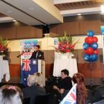 RUAP National President Daniel Nalliah addresses launch