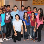 CTFM team with Youth