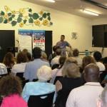 RUAP Campaign meeting Darwin