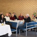 Part of crowd at RUAP Breakfast in Albury