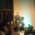 RUAP National President Daniel Nalliah addresses gathering (2)