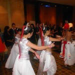 Sri Lankan Traditional Dancers welcome Guests