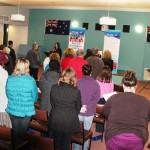 RUAP Bendigo Campaign Meeting