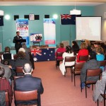 RUAP National President Daniel Nalliah speaking at Bendigo Campaign Meeting (2)