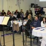 Australian Digger speaking at RUAP Campaign meeting in Hallam