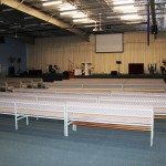 Newly purchased church buliding for Catch the Fire Ministry Centre