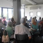 Speaking at RUAP breakfast in Perth