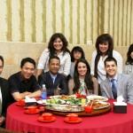 CTFM team with hospitality team