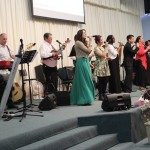 Part of CTFM worship team