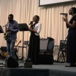 Special worship song from Ola & his daughters