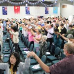 Christians unite in prayer for Australia's transformation