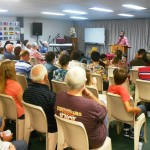 Pr Daniel speaking at Apostolic Prophetic Conference in Toowoomba, QLD