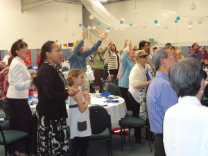 Worshipping the Lord at Passover