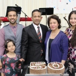 Ps Daniel and Family